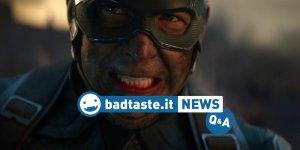 Avengers: Endgame, il nuovo trailer esteso – BadTaste News Q&A #29