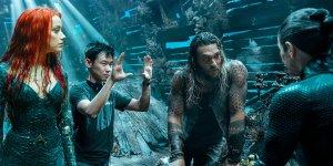 EXCL – Aquaman in digitale dal 16 aprile: James Wan racconta la creazione di Atlantide in un estratto dagli extra!
