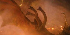 Godzilla II: la creazione di King Ghidorah in un nuovo video dal dietro le quinte
