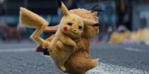 Pokémon – Detective Pikachu: ecco il divertente trailer onesto del film in live-action