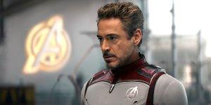 Tony Stark avengers: endgame russo