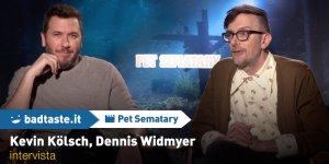 EXCL – Pet Sematary: la nostra intervista con i registi Kevin Kölsch e Dennis Widmyer