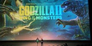 Godzilla II – King of the Monsters, le reazioni a caldo dopo l'anteprima ad Arcadia Cinema di Melzo