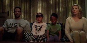Noi: Zachary Levi e parte del cast di Shazam! nell'esilarante parodia del film di Jordan Peele