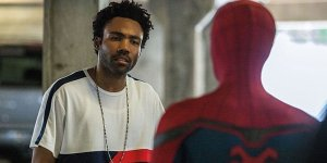 donald glover spiderman