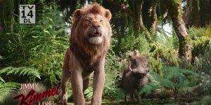 Il Re Leone: ecco il divertente trailer onesto del film Disney di Jon Favreau