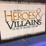 Heroes & Villains – D23 Expo
