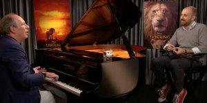 Il Re Leone: Hans Zimmer ci svela i segreti della colonna sonora e suona per noi! | EXCL