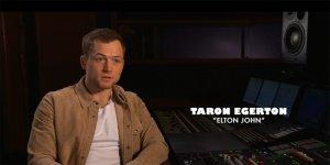 Rocketman: Taron Egerton parla di Elton John in una featurette dal Blu-ray | EXCL