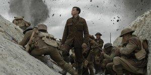 1917: una corsa tra le rovine in una clip del film di Sam Mendes