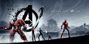 avengers endgame banner slide