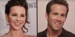 Ryan Reynolds: anche l'attore pensa di somigliare a Kate Beckinsale