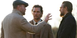 The Gentlemen, Matthew McConaughey nella prima clip del film di Guy Ritchie