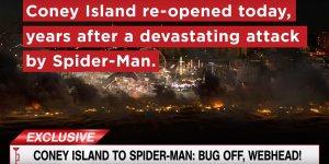 Spider-Man: il Daily Bugle getta fango su Spidey con un servizio dedicato alla riapertura di Coney Island