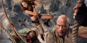 Jumanji The Rock