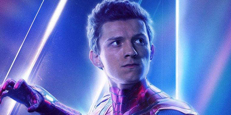 Avengers: Infinity War Spider-Man