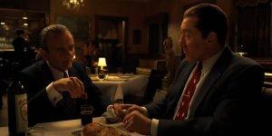The Irishman: Joe Pesci e Robert De Niro parlano in italiano in una nuova clip