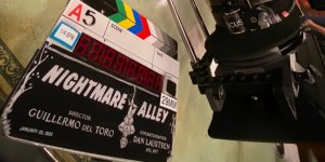 nightmare alley riprese
