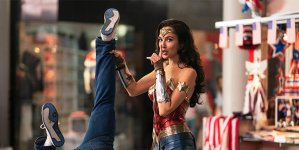 wonder woman slide gal gadot
