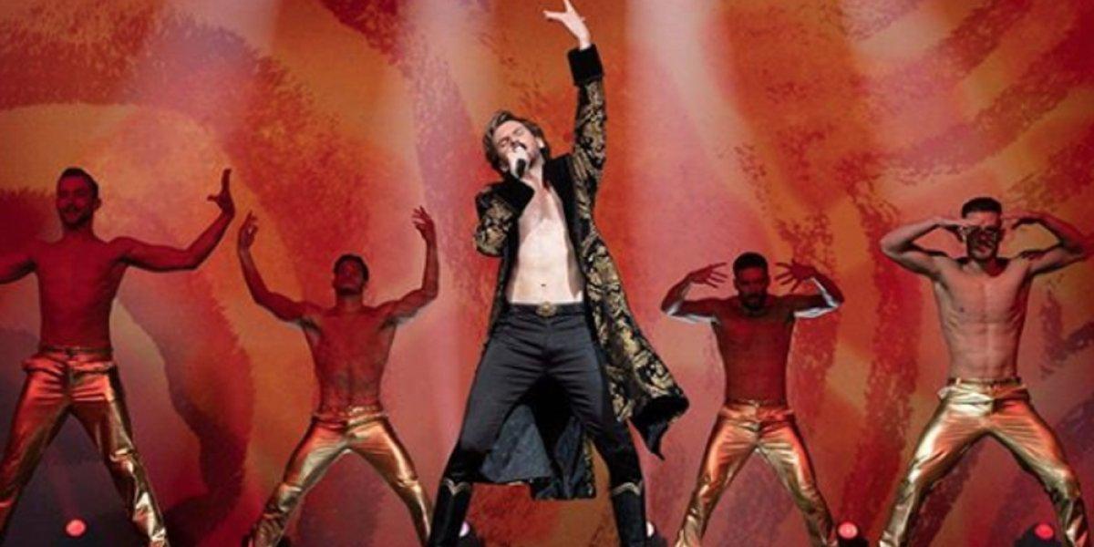 Eurovision: Dan Stevens in una nuova immagine | Cinema - BadTaste.it