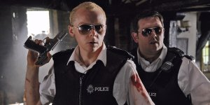 Simon Pegg Hot Fuzz