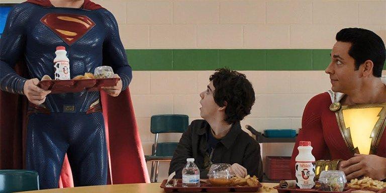 superman shazam henry cavill