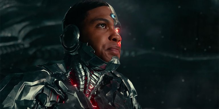 cyborg ray fisher justice league