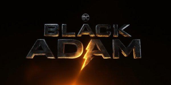 black adam logo film