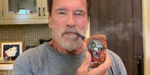 Arnold Schwarzenegger terminator pipa