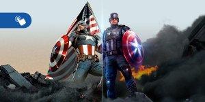Capitan America Marvel's Avengers
