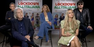 lockdown all'italiana intervista a enrico vanzina e al cast