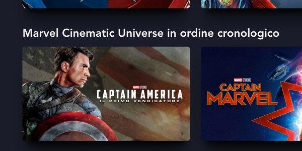 universo cinematografico marvel disney+