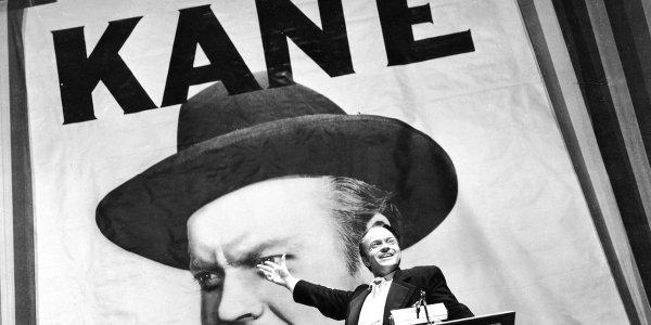 David Fincher Orson Welles