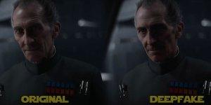 Rogue One- a Star Wars Story, deepfake