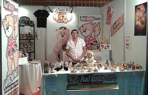 A photo of featured stockist, Condomania Sitges