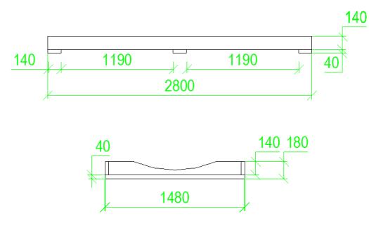 Barrel Bastu 3 Meter