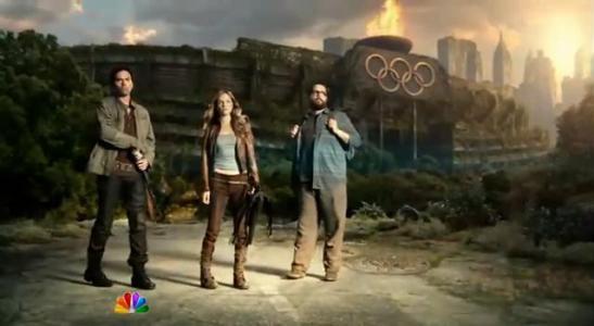 revolution spot olimpico