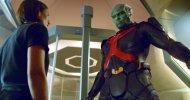 Supergirl: una foto mostra Martian Manhunter senza effetti!