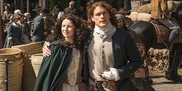 Outlander 2 - Jaime e Claire