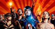 Legends of Tomorrow: nei nuovi poster il team è proteso verso la 'corsa contro il tempo'