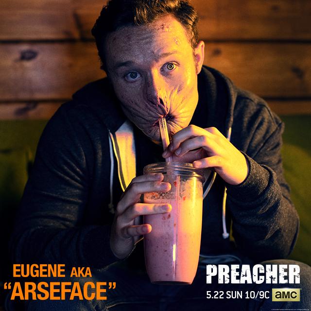 Preacher - Arseface