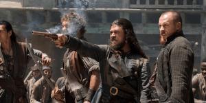 Black Sails: primo trailer per la quarta e ultima stagione