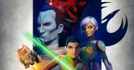 Star Wars Rebels: una nuova clip mostra i poteri di Ezra