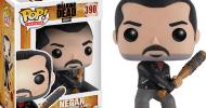 The Walking Dead, arrivano i nuovi Funko: ecco Negan, Gabriel e Jesus