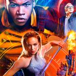Legends of Tomorrow 2: il nuovo poster mostra la nuova squadra di eroi
