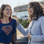 Supergirl 2: nelle nuove foto Lynda Carter è il Presidente degli Stati Uniti d'America!