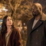The Defenders: Luke Cage e Claire Temple di nuovo insieme nelle nuove foto dal set!