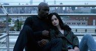 The Defenders: Luke Cage e Jessica Jones di nuovo insieme in nuove foto dal set