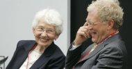 David Letterman ricorda la madre Dorothy Mengering