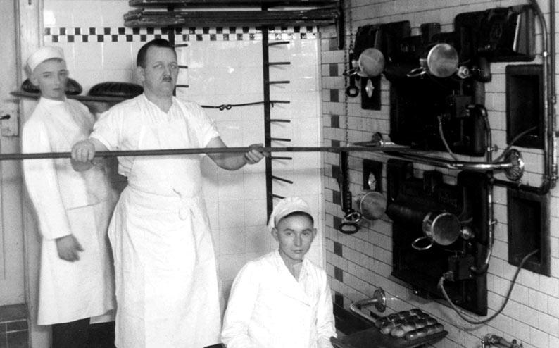 Familienbäckerei